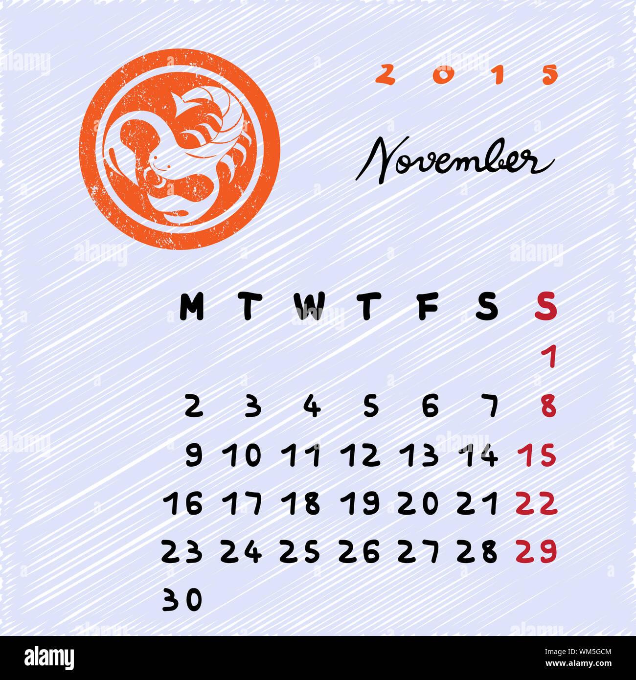 17. november sternzeichen