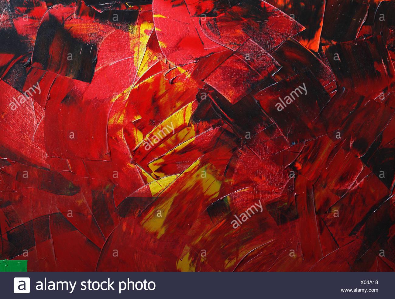 Sehr detaillierte texturierte gemalten Grunge Hintergrund. Stockbild