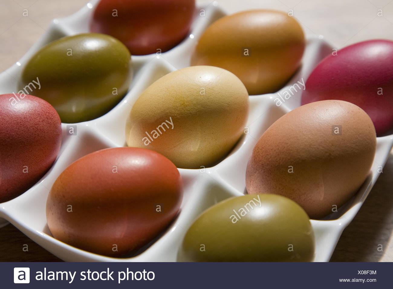 Tolle Gefärbte Ostereier Mit Lebensmittelfarbe Ideen - Druckbare ...