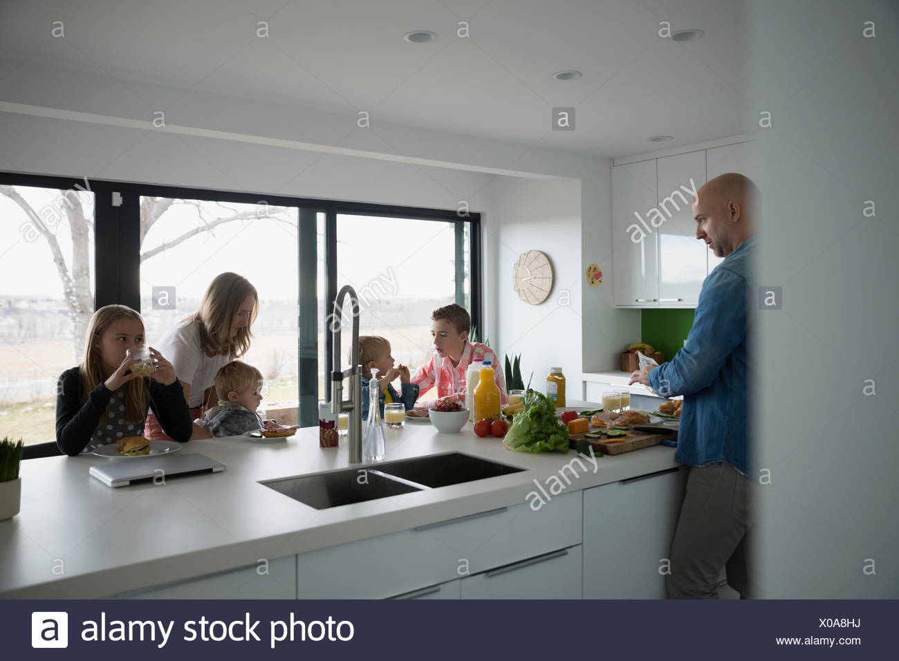 Berühmt Kücheninsel Essen Bilder - Küchen Design Ideen ...