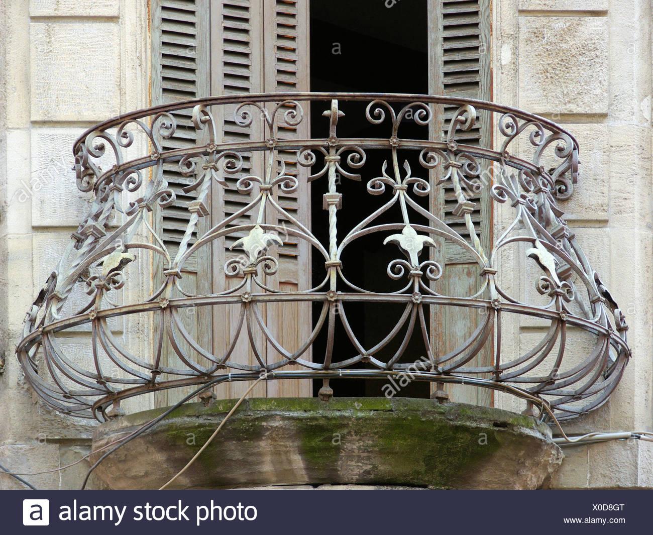 Eisen Balkon Stockfoto Bild 275658008 Alamy