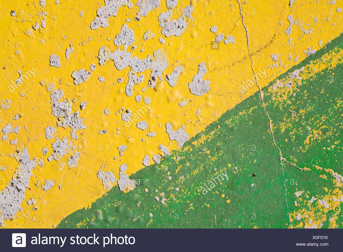 Distressed Paint Stockbild