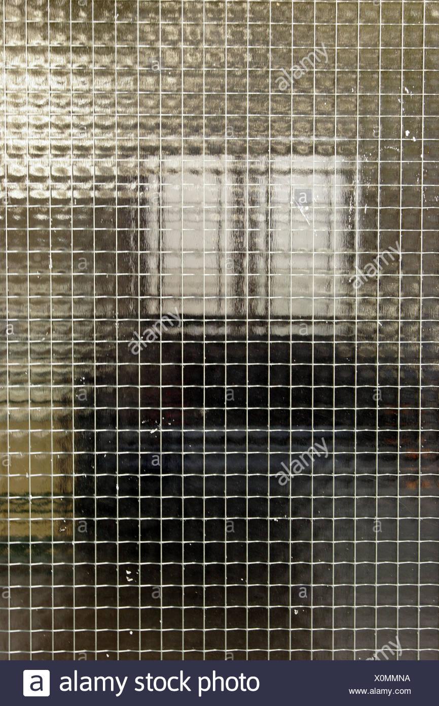 Ziemlich Drahtgeflecht Glasfenster Zeitgenössisch - Die Besten ...