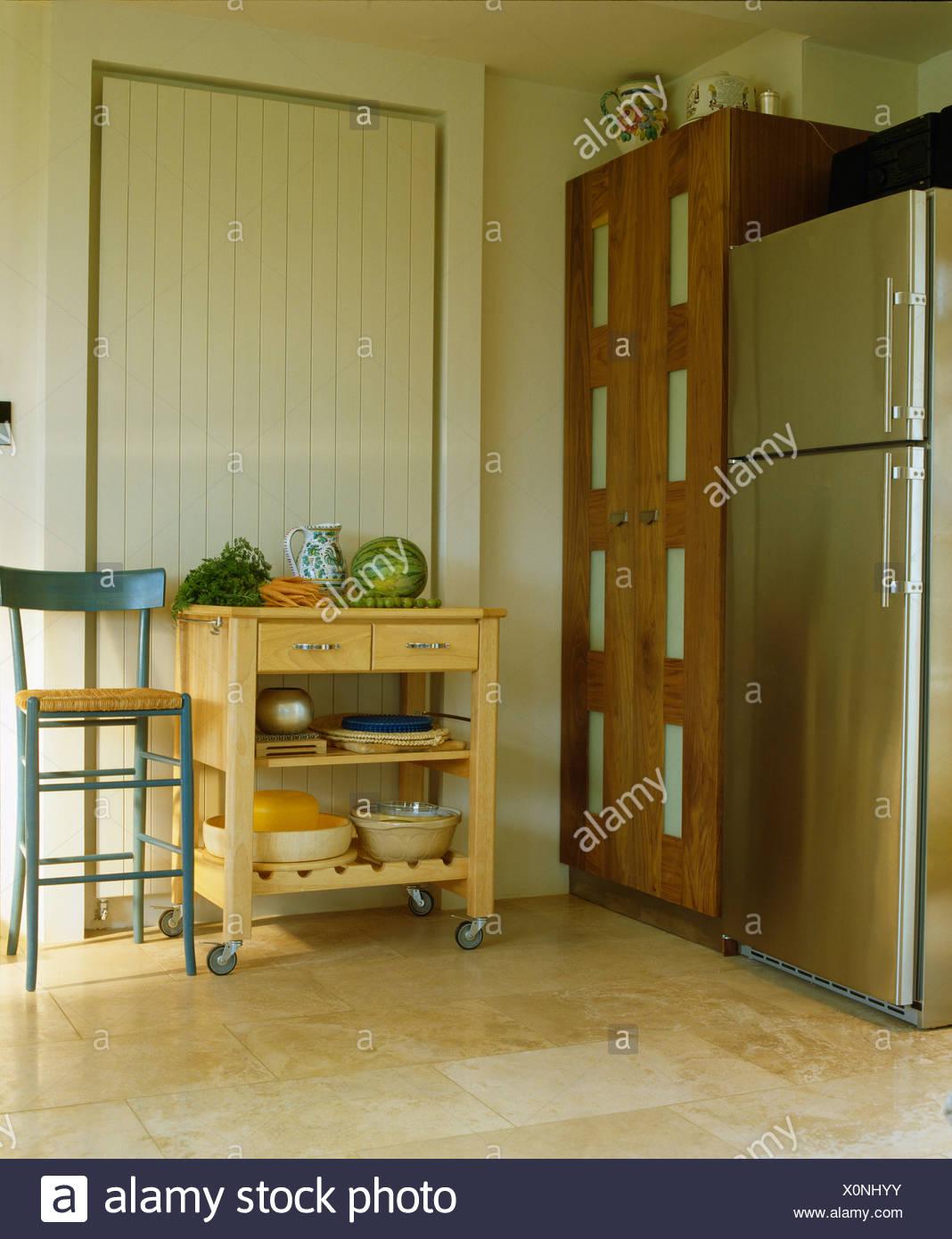 Ausgezeichnet Edelstahl Kücheninsel Wagen Fotos - Ideen Für Die ...