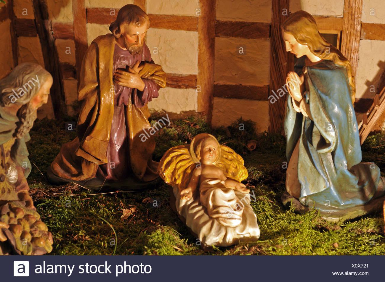 Bilder Krippe Weihnachten.Krippe Weihnachten Krippe Weihnachten Stockfoto Bild 275942185 Alamy