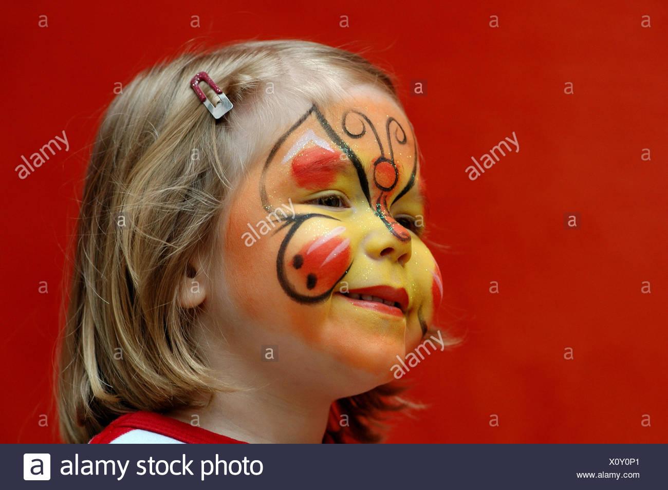 Schmetterling Gesicht 2 Stockfoto Bild 275959209 Alamy