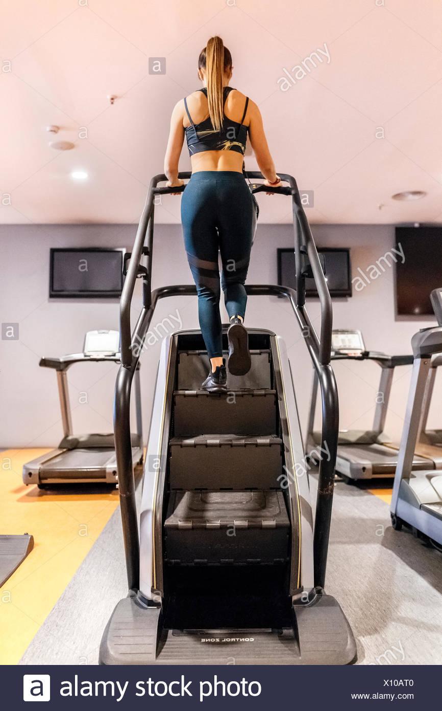 treppe fitness