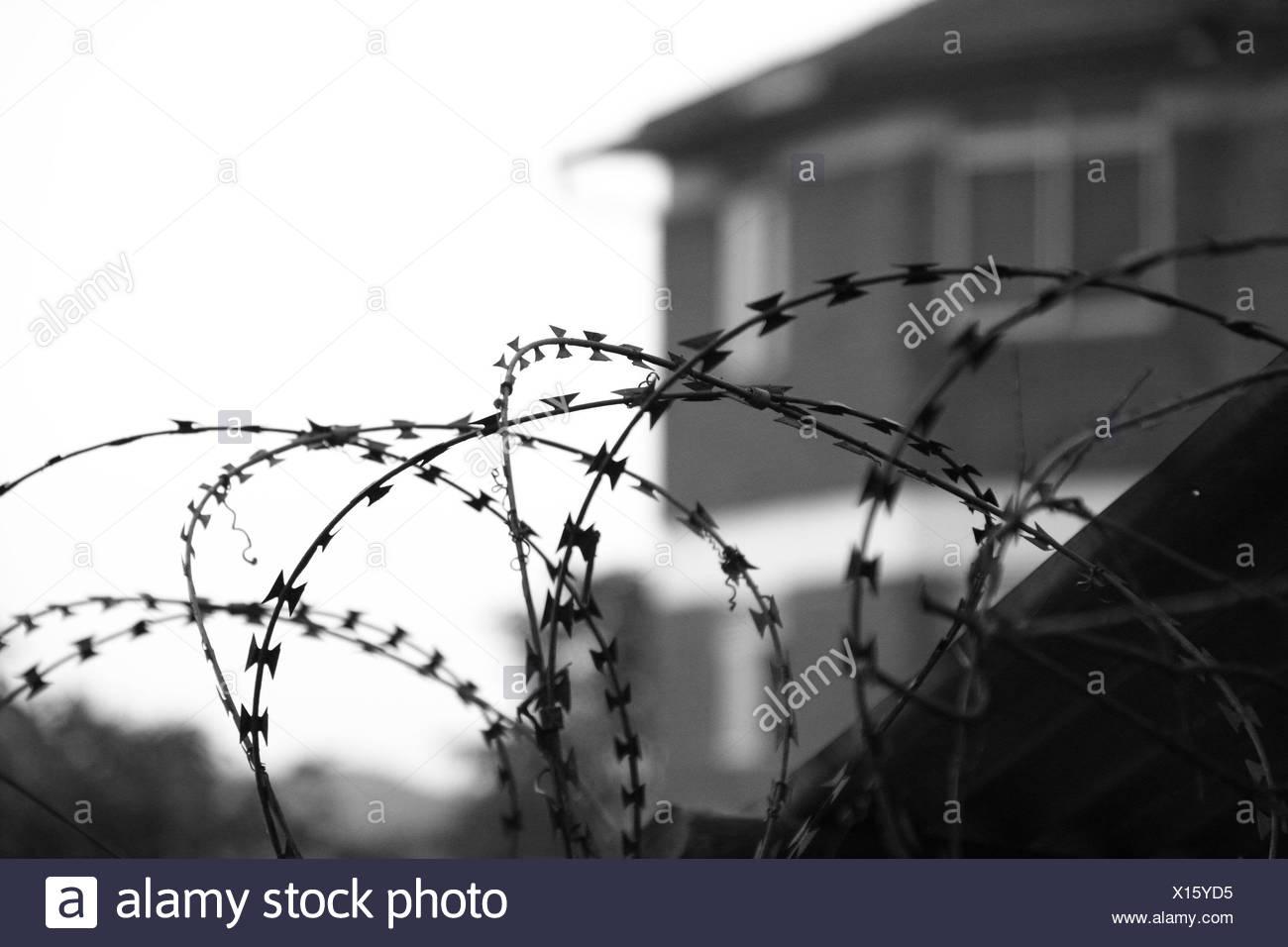 Said The Prison Had Stockfotos & Said The Prison Had Bilder ...