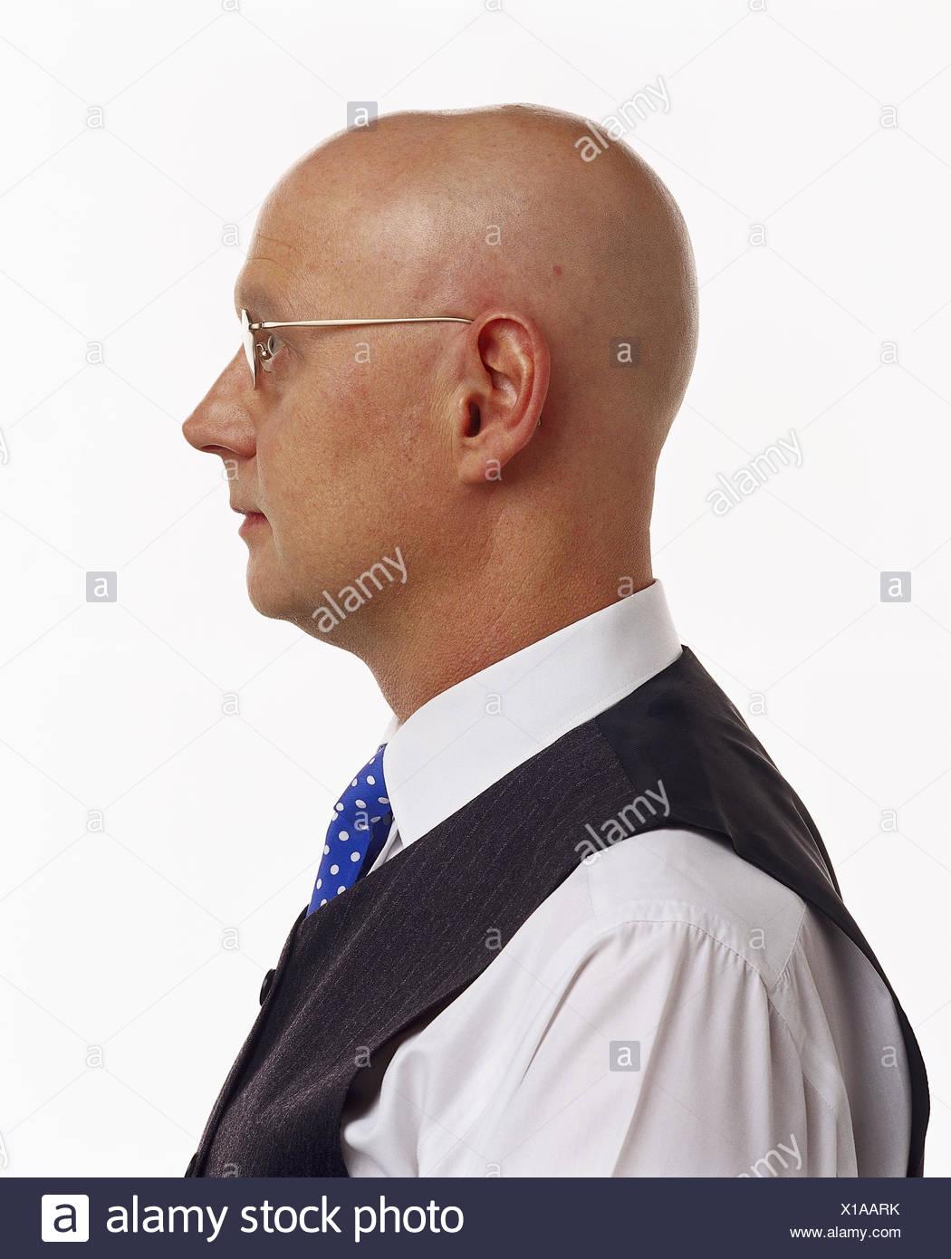 Mit männer glatze für style Männer mit