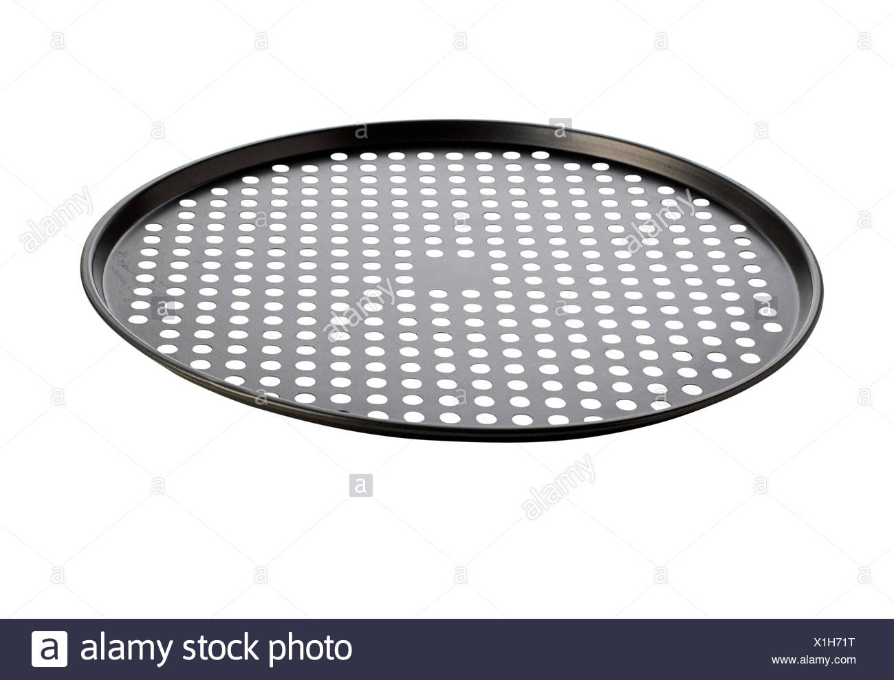 Pizza-Fach Stockbild