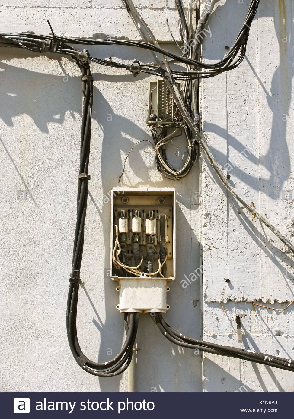 Gemütlich Elektrische Installationszeichnung Galerie - Schaltplan ...
