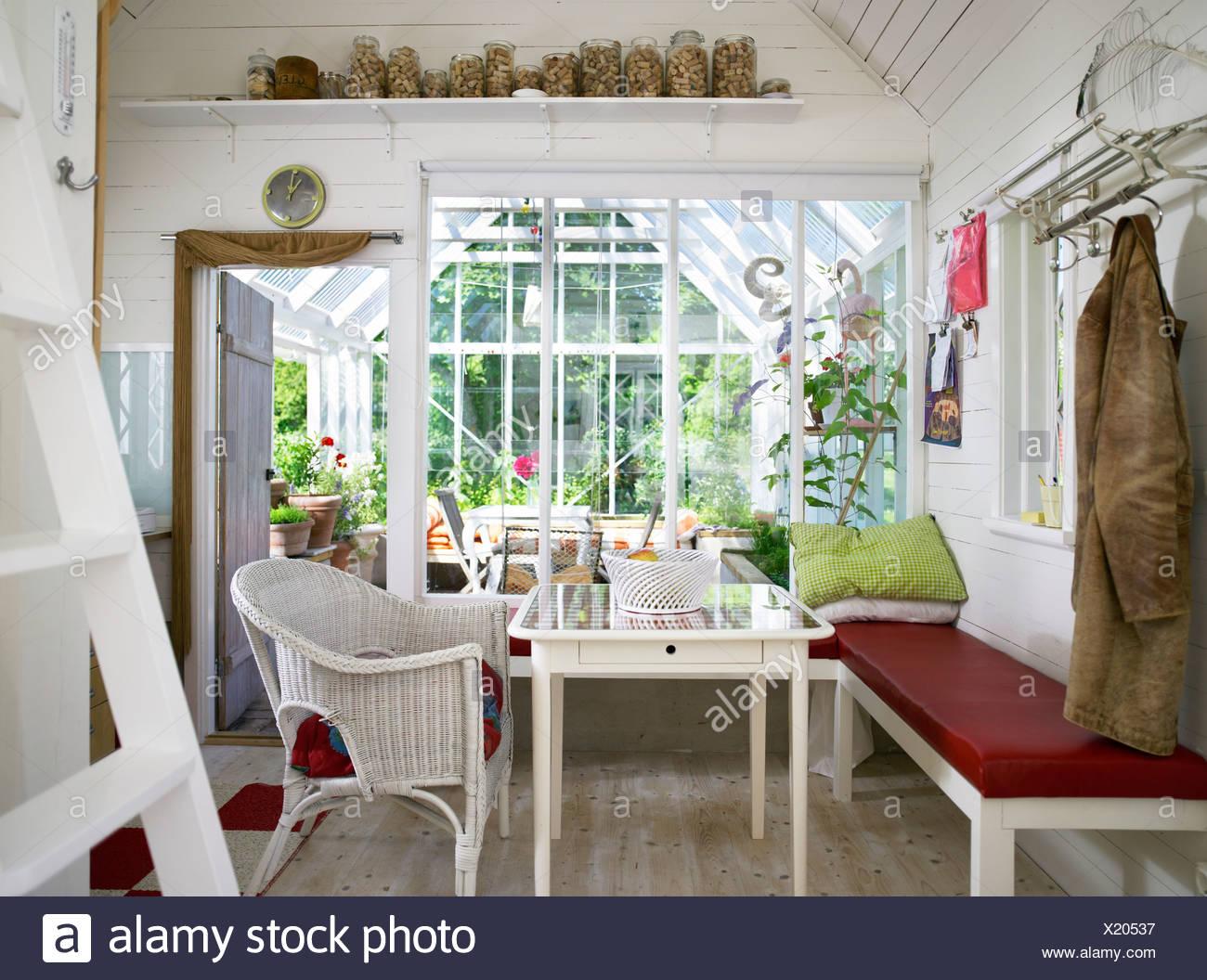 Ein Heller Raum Schweden Stockfoto Bild 276599211 Alamy