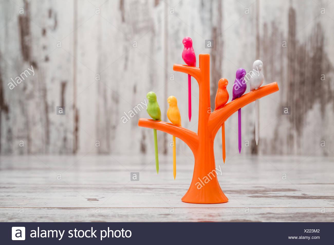 Plastic Toothpicks Stockfotos & Plastic Toothpicks Bilder - Alamy