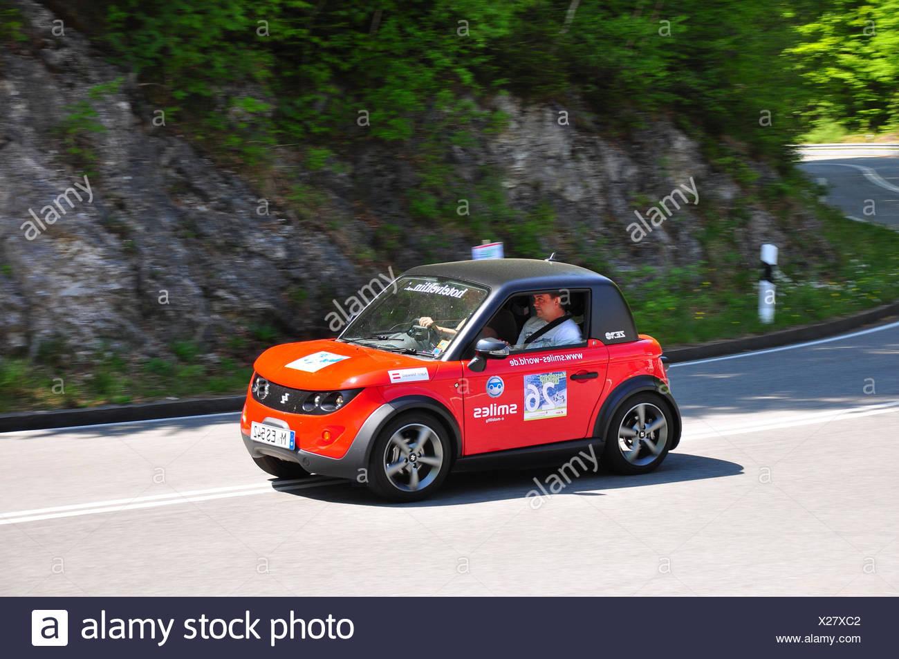 Deutschland Bayern Kessel Berg E Mobil Auto Rennen Bergrennen