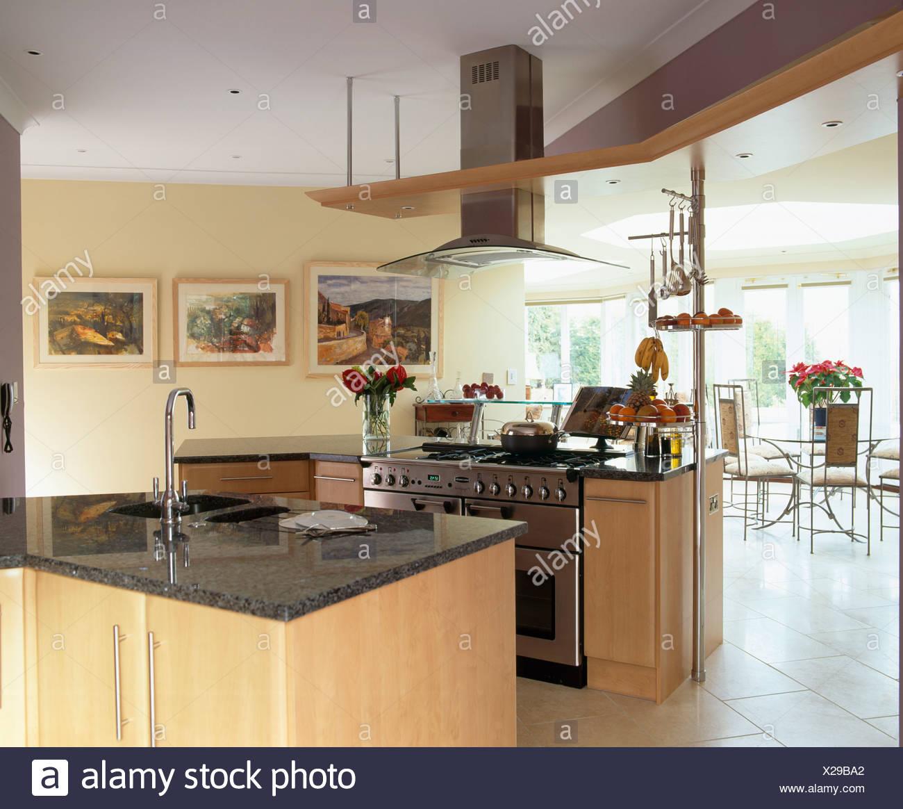 Ausgezeichnet Granit Kücheninsel Mit Sitz Ideen - Küchen Design ...