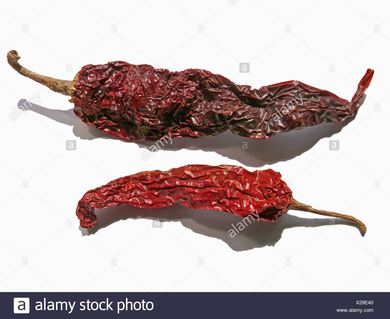 chili trocknen pulver
