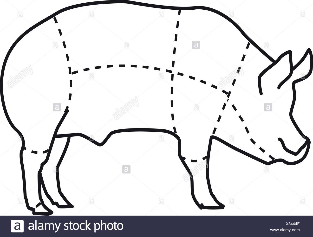 Ungewöhnlich Drei Kleine Schweine Malvorlagen Haus Der Stöcke Ideen ...