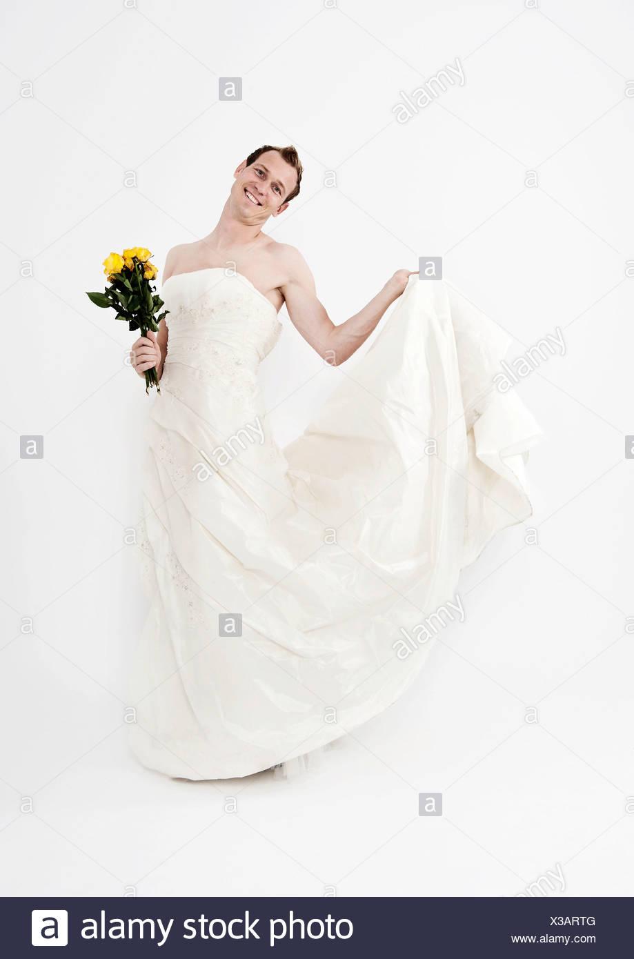 Trägt mein kleider mann Mein Mann