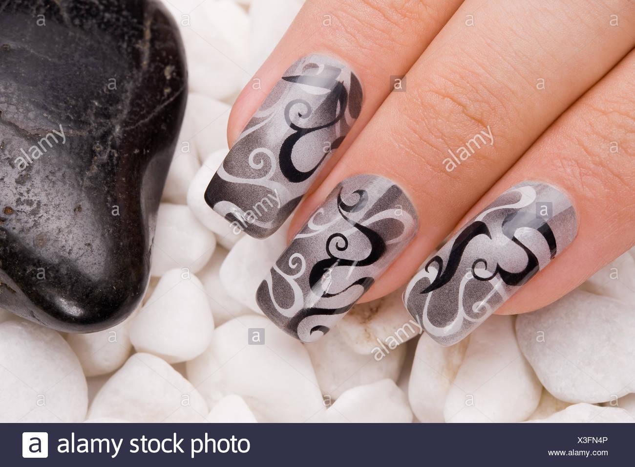 Fingernägel Stockfotos & Fingernägel Bilder - Alamy