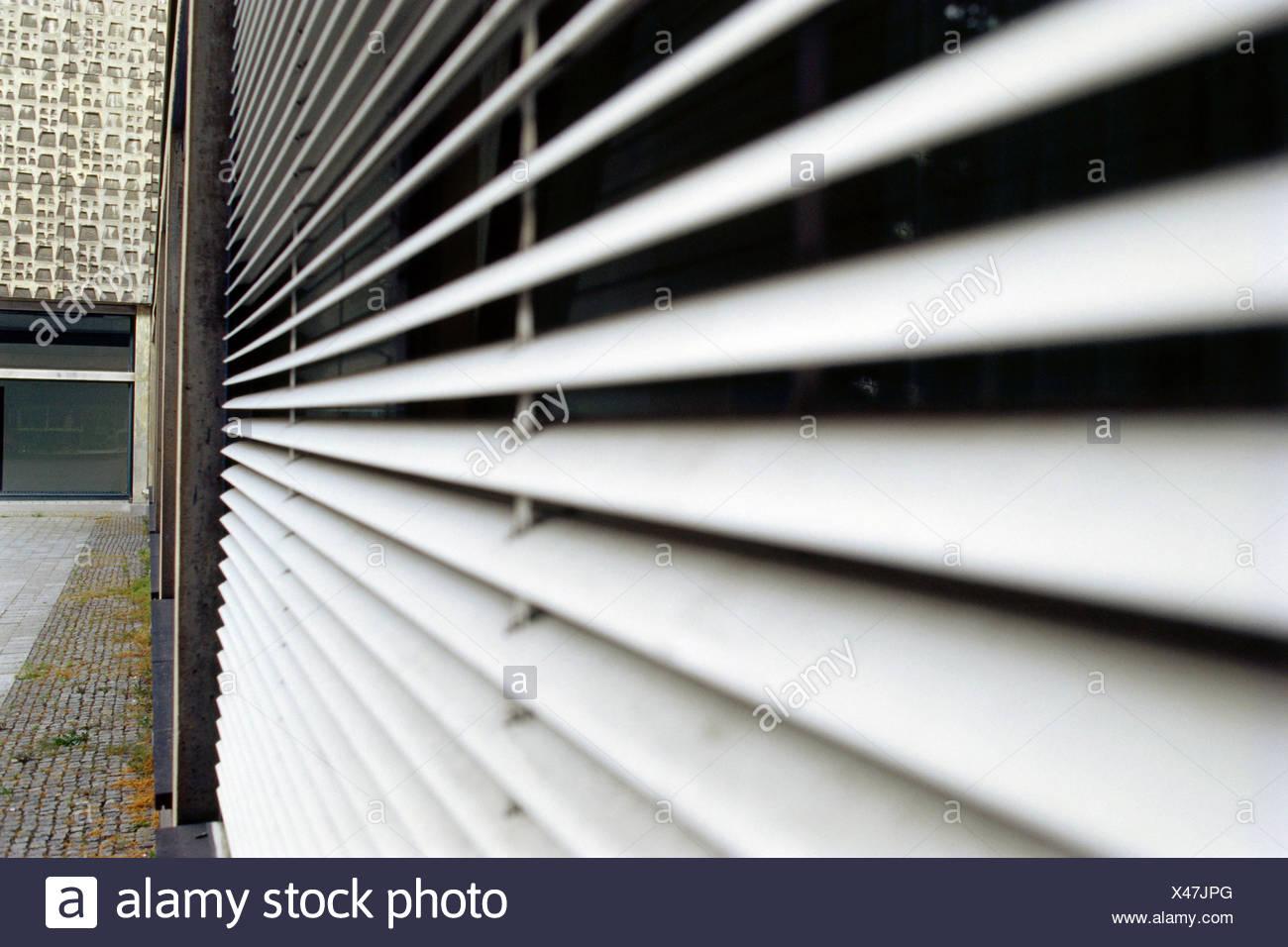 Nahaufnahme der Vorhänge Stockbild