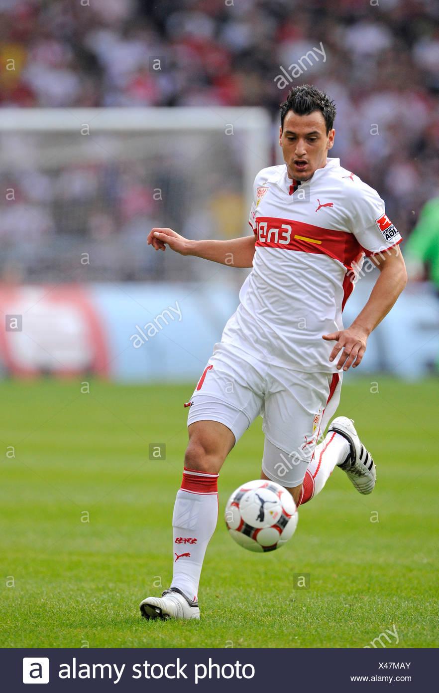 Stuttgart Fußballspieler
