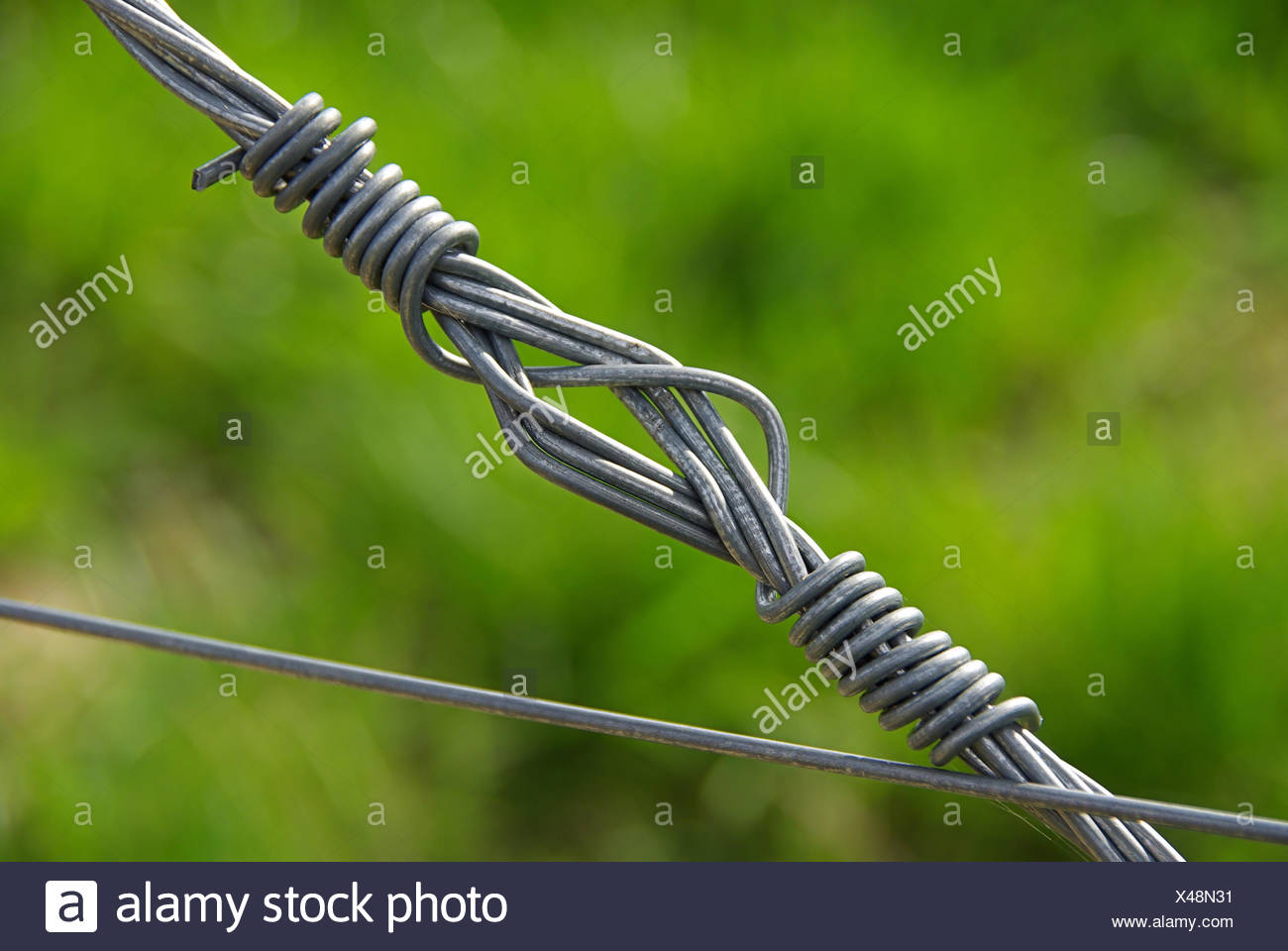 Steel Knot Stockfotos & Steel Knot Bilder - Alamy
