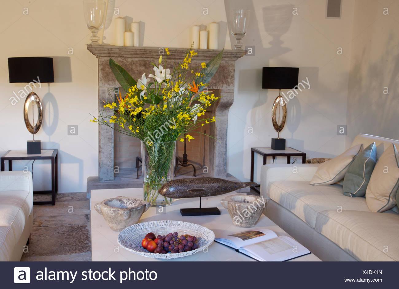 Weie Sofas. Interesting Couch Wei Grau Laredo Sofa Mit Led Und ...