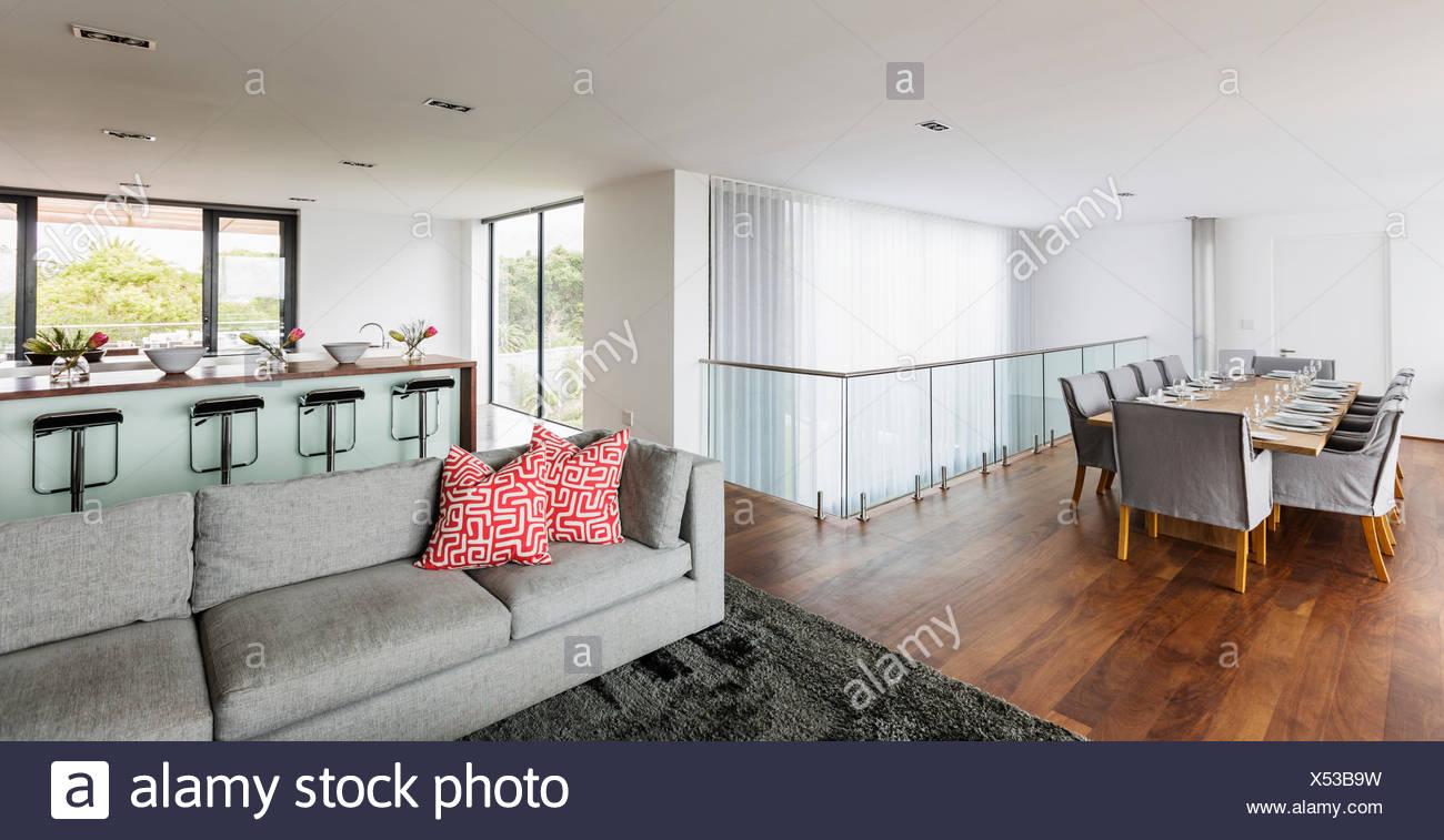 Luxus nach Hause Showcase interior Esszimmer, Wohnzimmer und ...