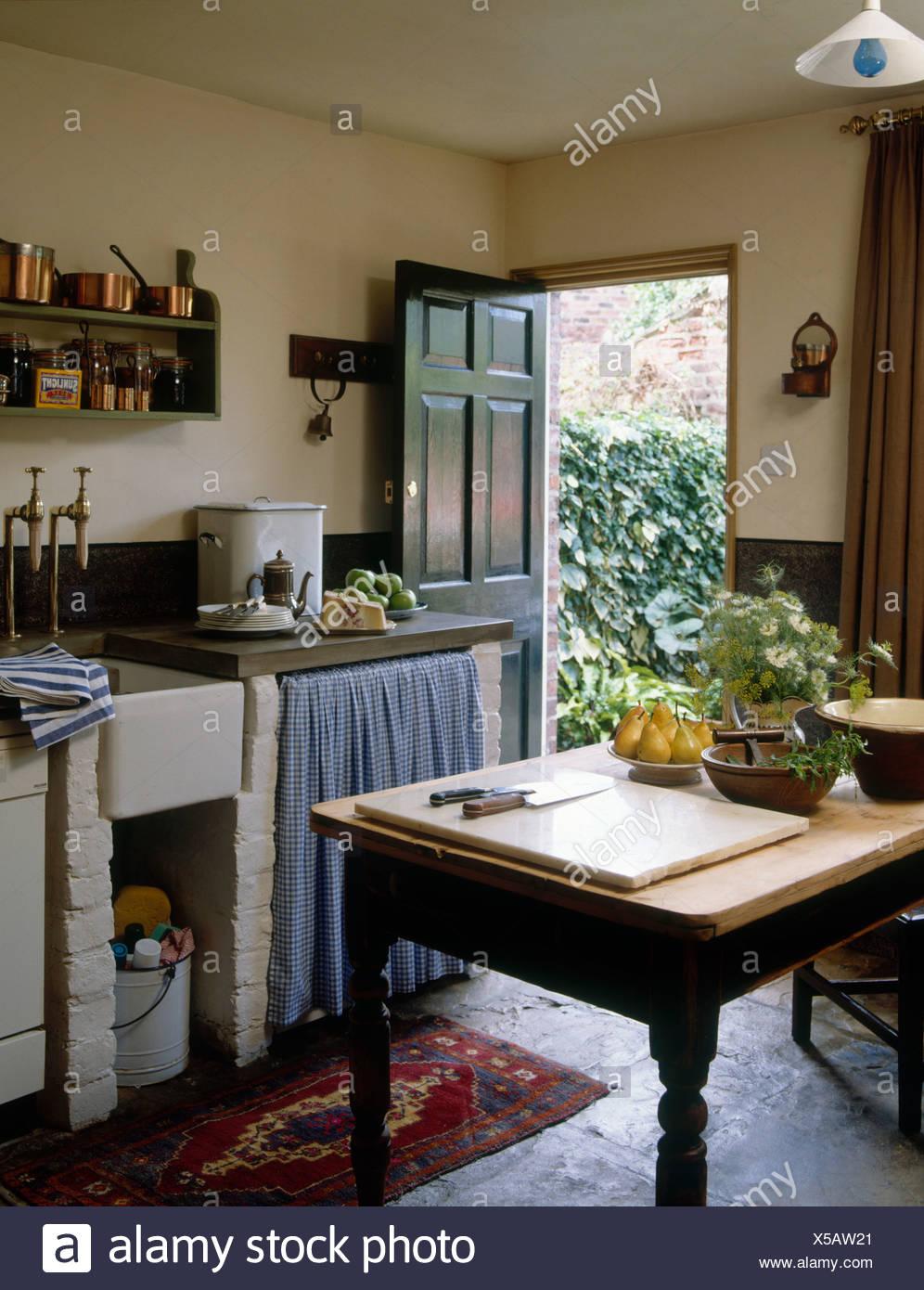 Großartig Hütte Küche Vorhänge Bilder - Küche Set Ideen ...