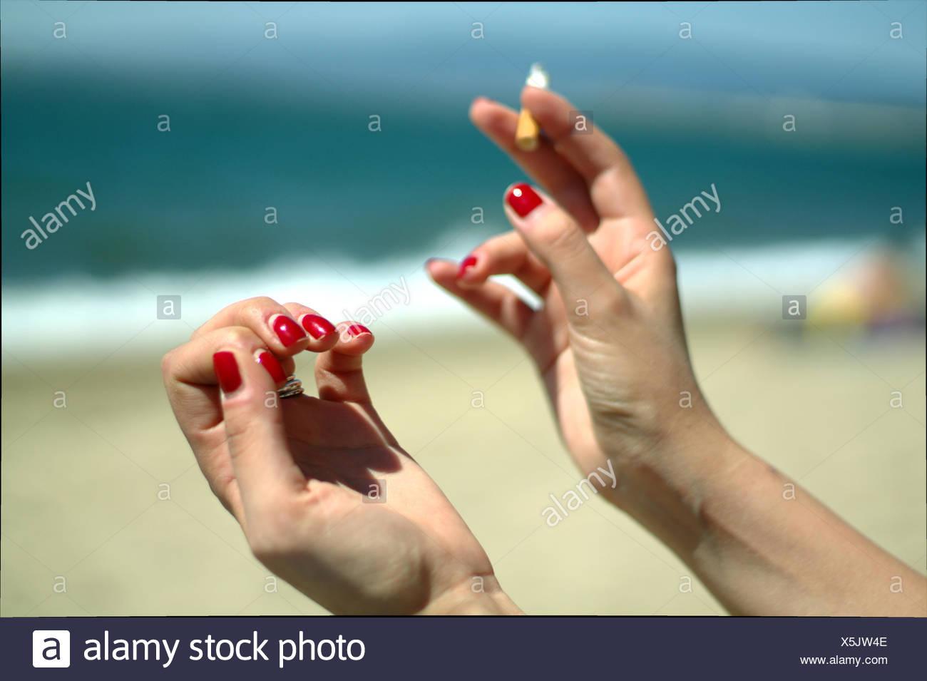 Berühmt Nägel Für Den Strand Ideen - Nagellack-Design-Ideen ...