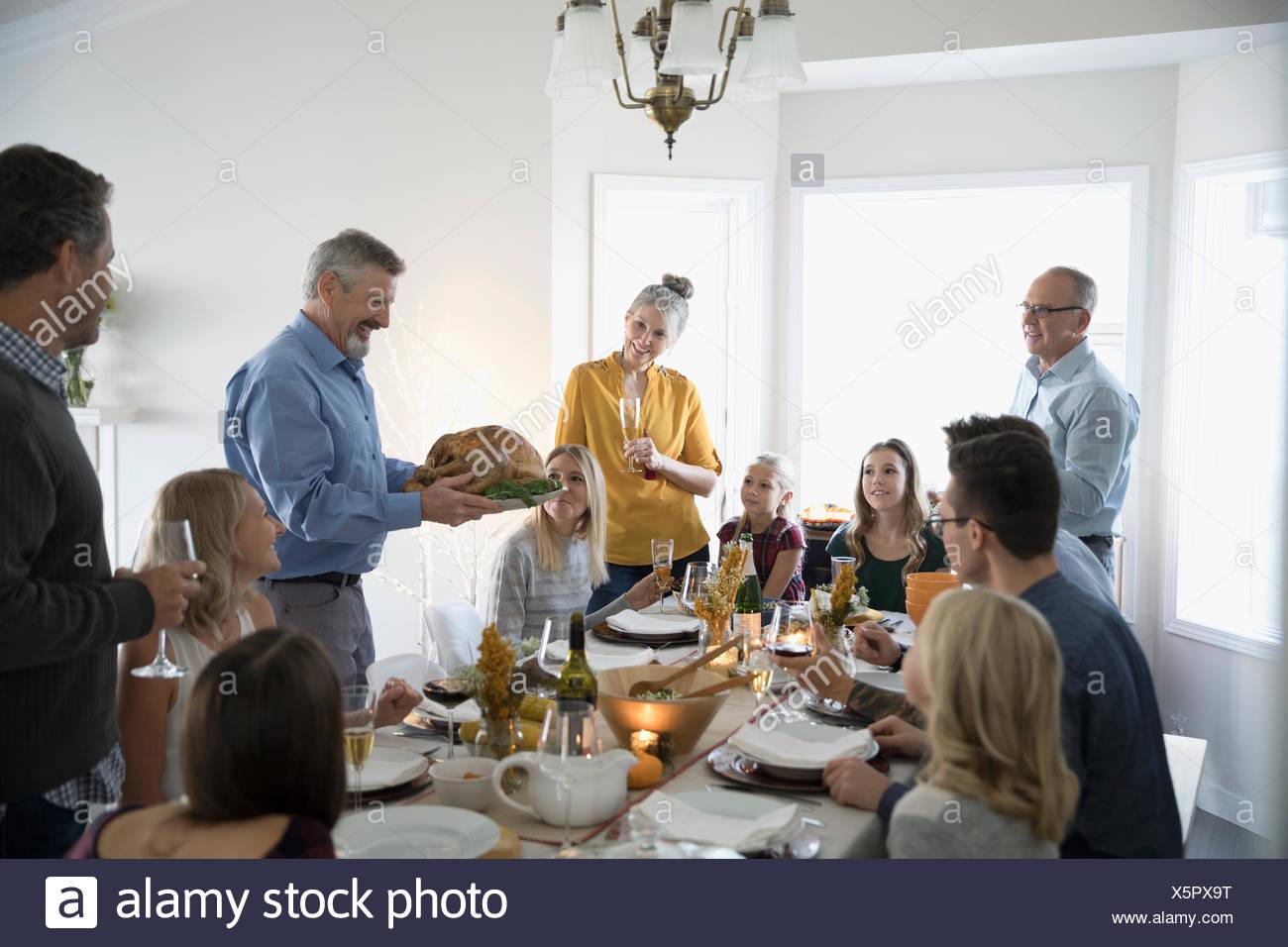 Ungewöhnlich Thanksgiving Truthahn Färbung Zeitgenössisch ...