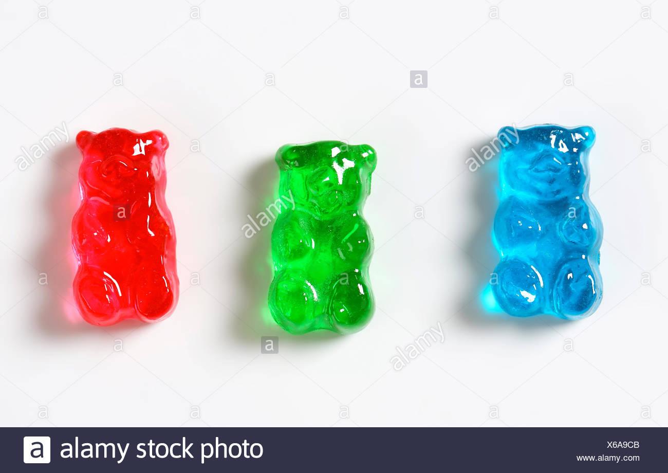 Tolle Gummibärchen Färbung Seite Bilder - Beispiel Wiederaufnahme ...