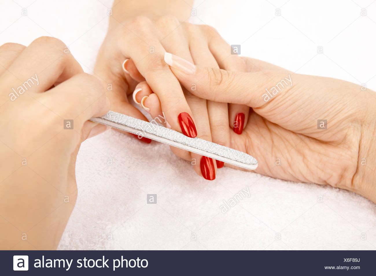 Abschleifen fußnägel Nagelfräser Test