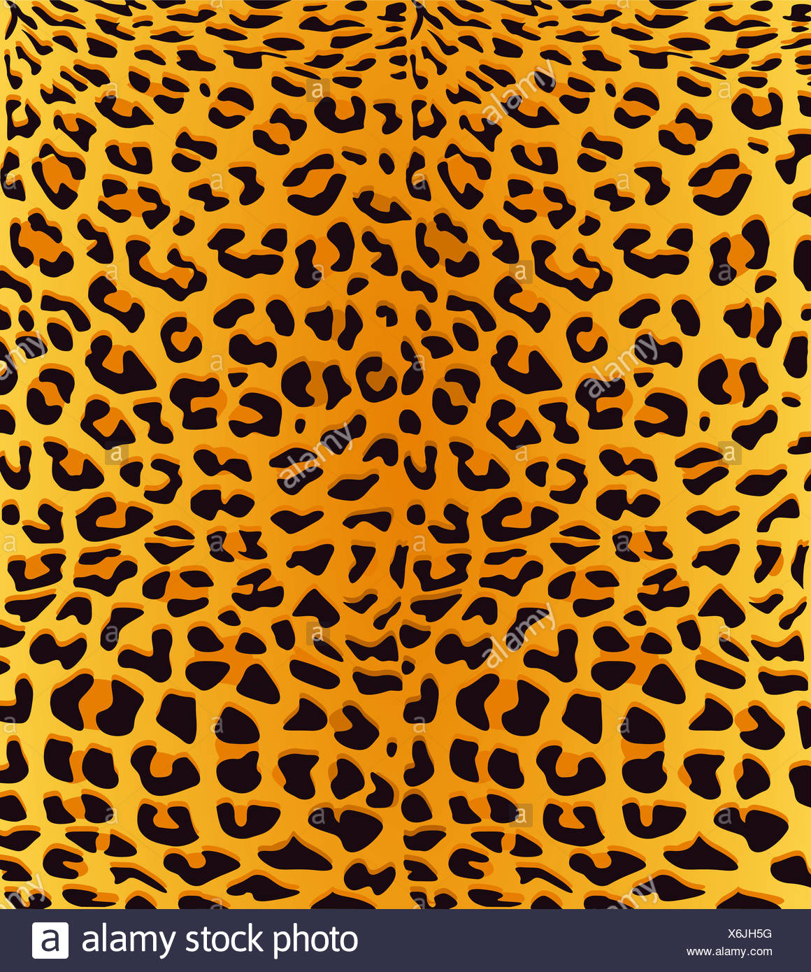 leopardskin Stockbild