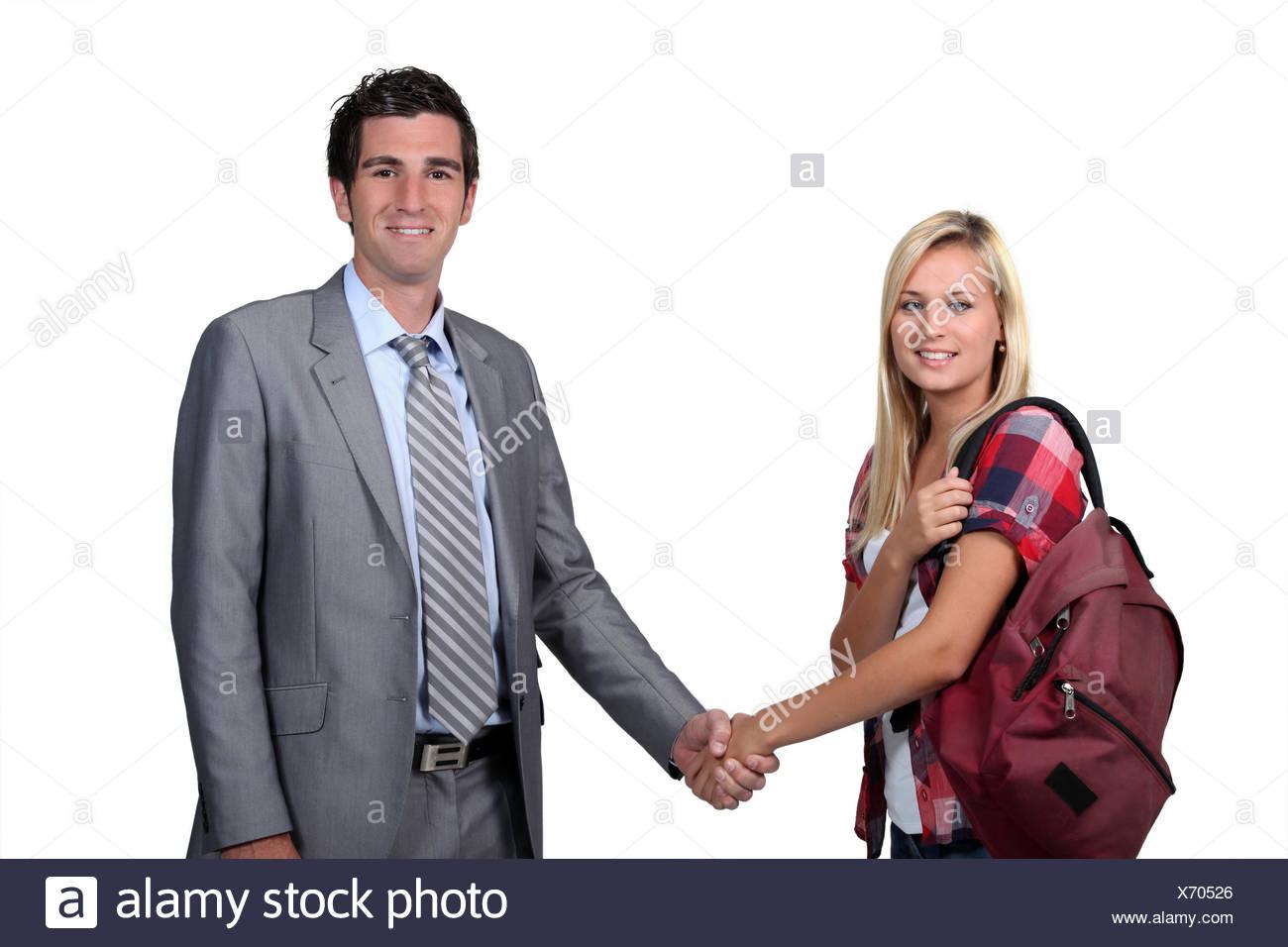 Danke Lehrer Stockfotos & Danke Lehrer Bilder - Alamy