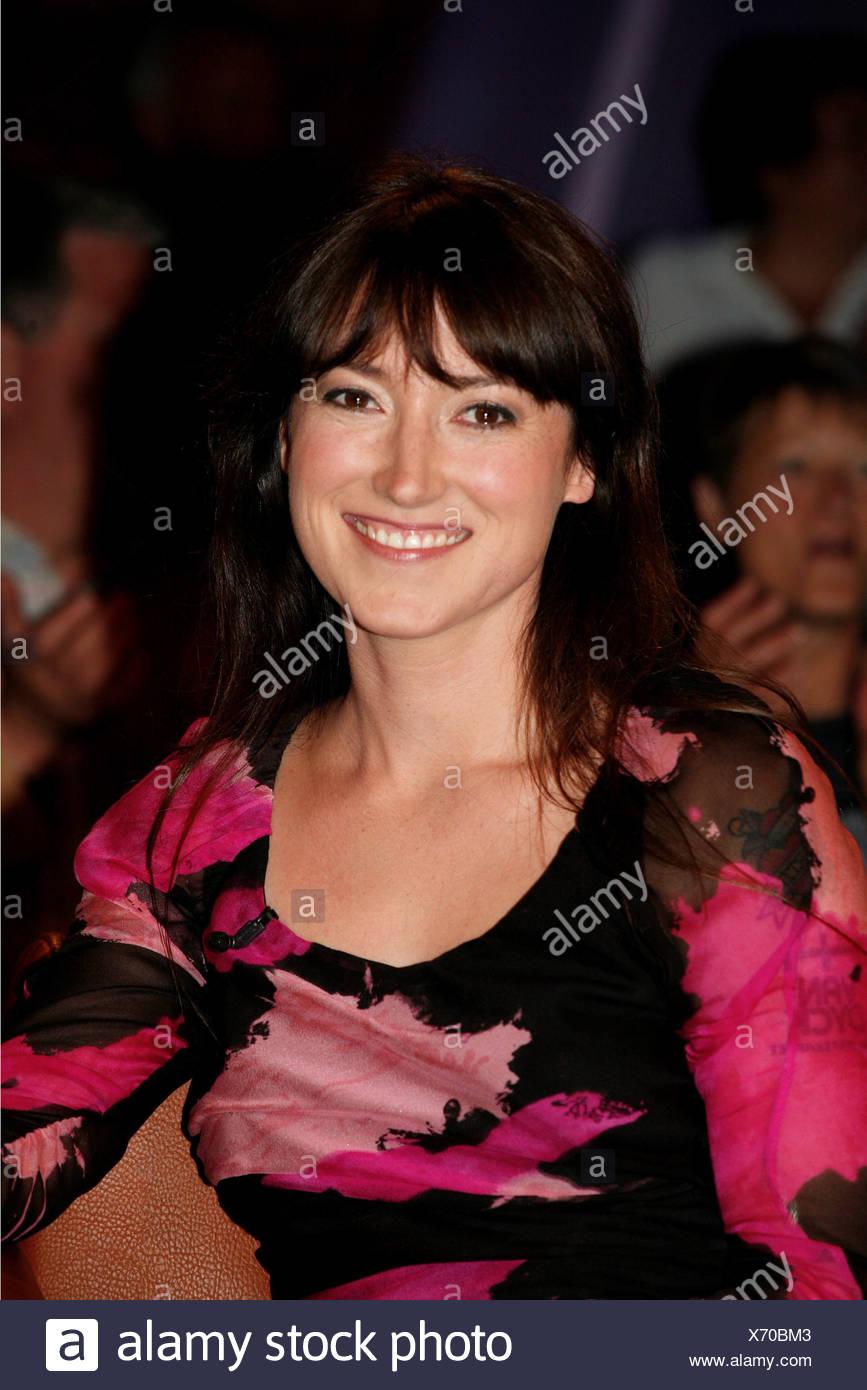 Roche Charlotte 1831978 Britische Deutsche Tv Moderatorin