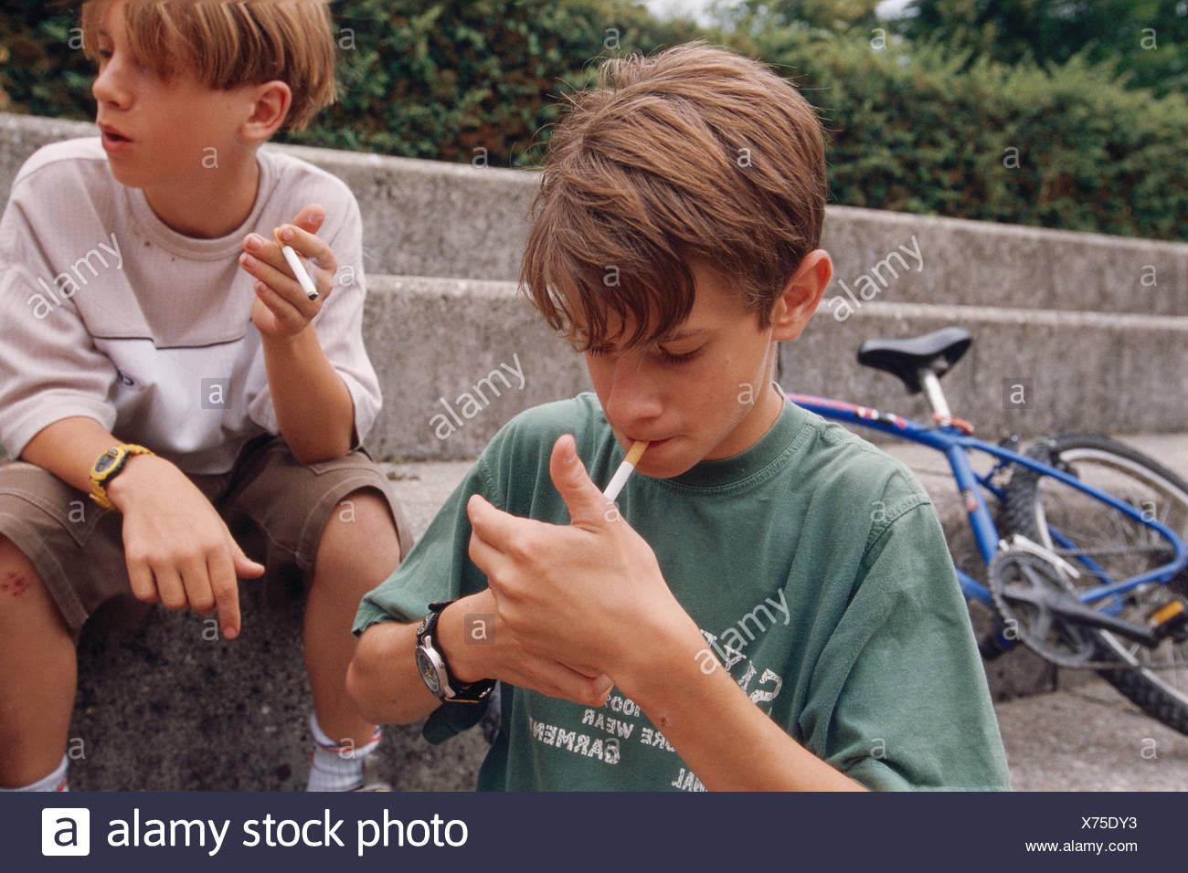 Würdet ihr aufhören zu Rauchen für eure Kinder?