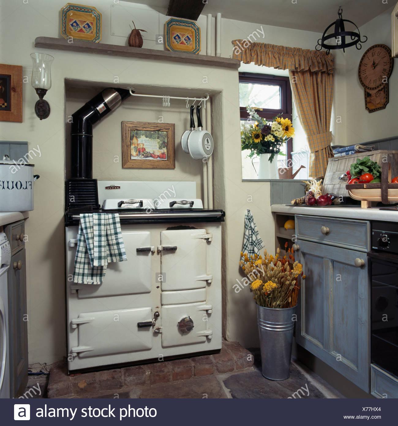 Ausgezeichnet Weißes Haus Küche Galerie - Küchenschrank Ideen ...