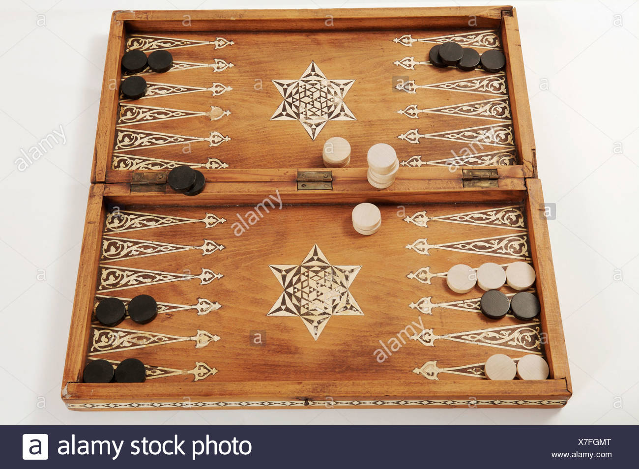 Backgammon Brett