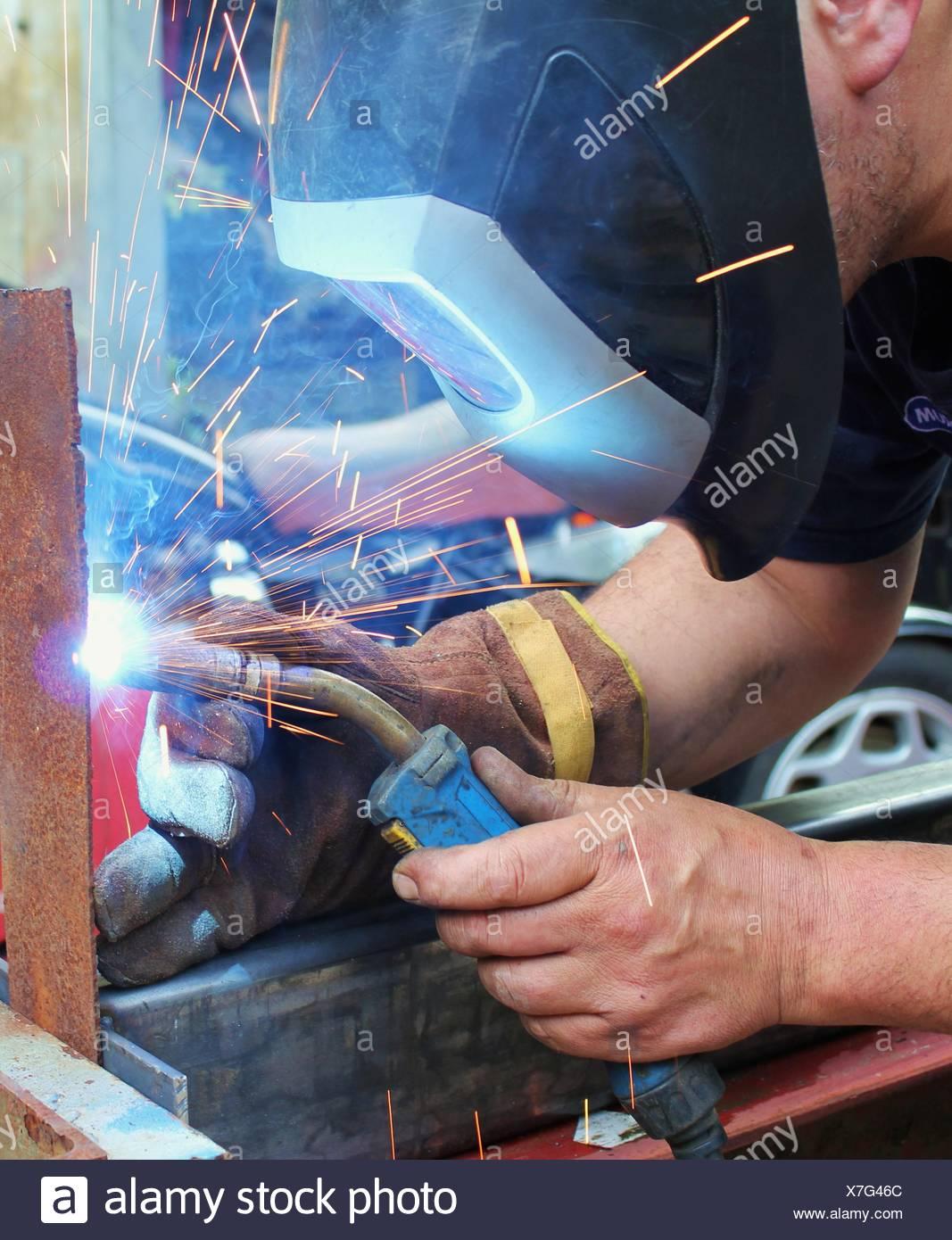 Steel Work Stockfotos & Steel Work Bilder - Seite 34 - Alamy