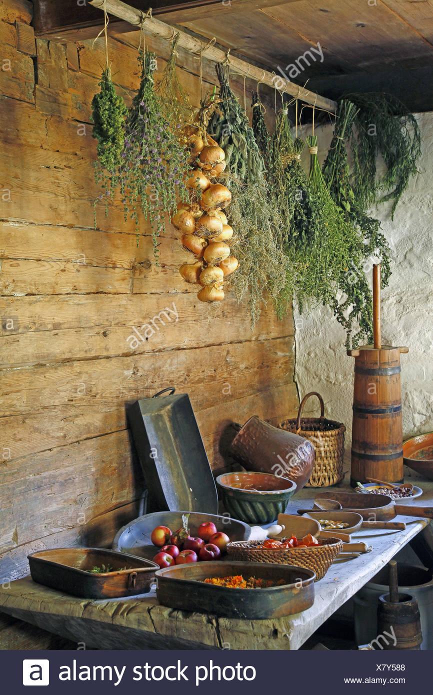 Atemberaubend Bauernhaus Küchengeschirr Fotos - Ideen Für Die Küche ...