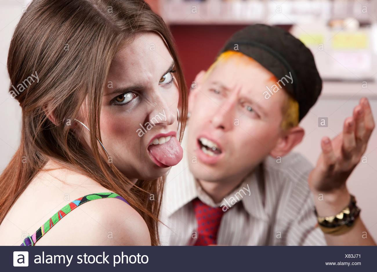Dating-Verliererzeichen