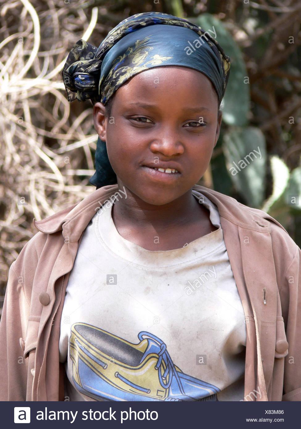 reife äthiopische Frauen