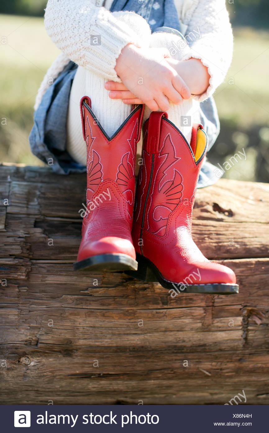 Boots Knees One Stockfotos & Boots Knees One Bilder - Alamy