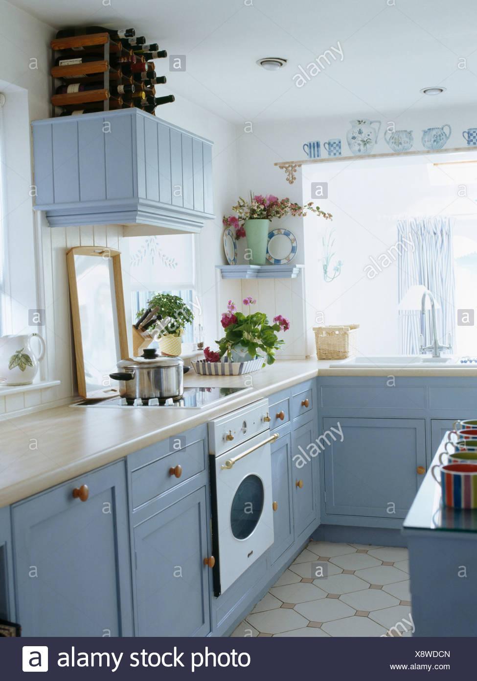 Nett Gestreifte Vorhänge Küche Fotos - Küchen Design Ideen ...