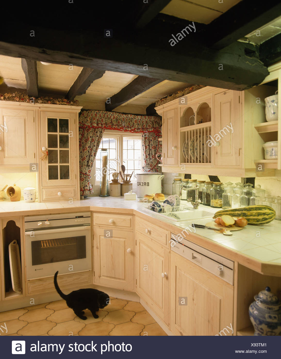 Elegant Country Kitchens Stockfotos U0026 Country Kitchens Bilder   Seite 3   Alamy