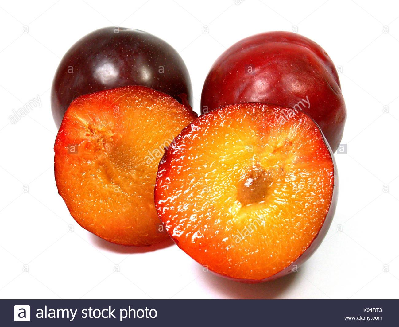 Gesundheit Vitamine Vitamine Obst Fruchtige Saftigen Pflaume