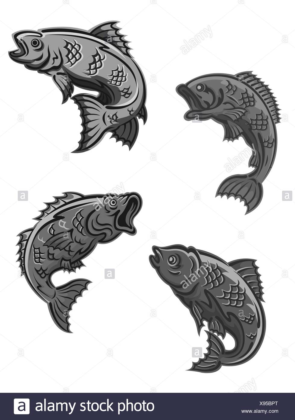 Wunderbar Bass Fischerei Malvorlagen Zeitgenössisch - Entry Level ...