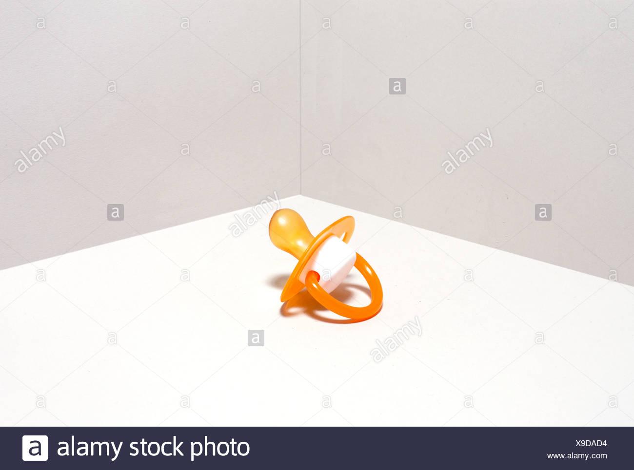 Schnuller Stockbild