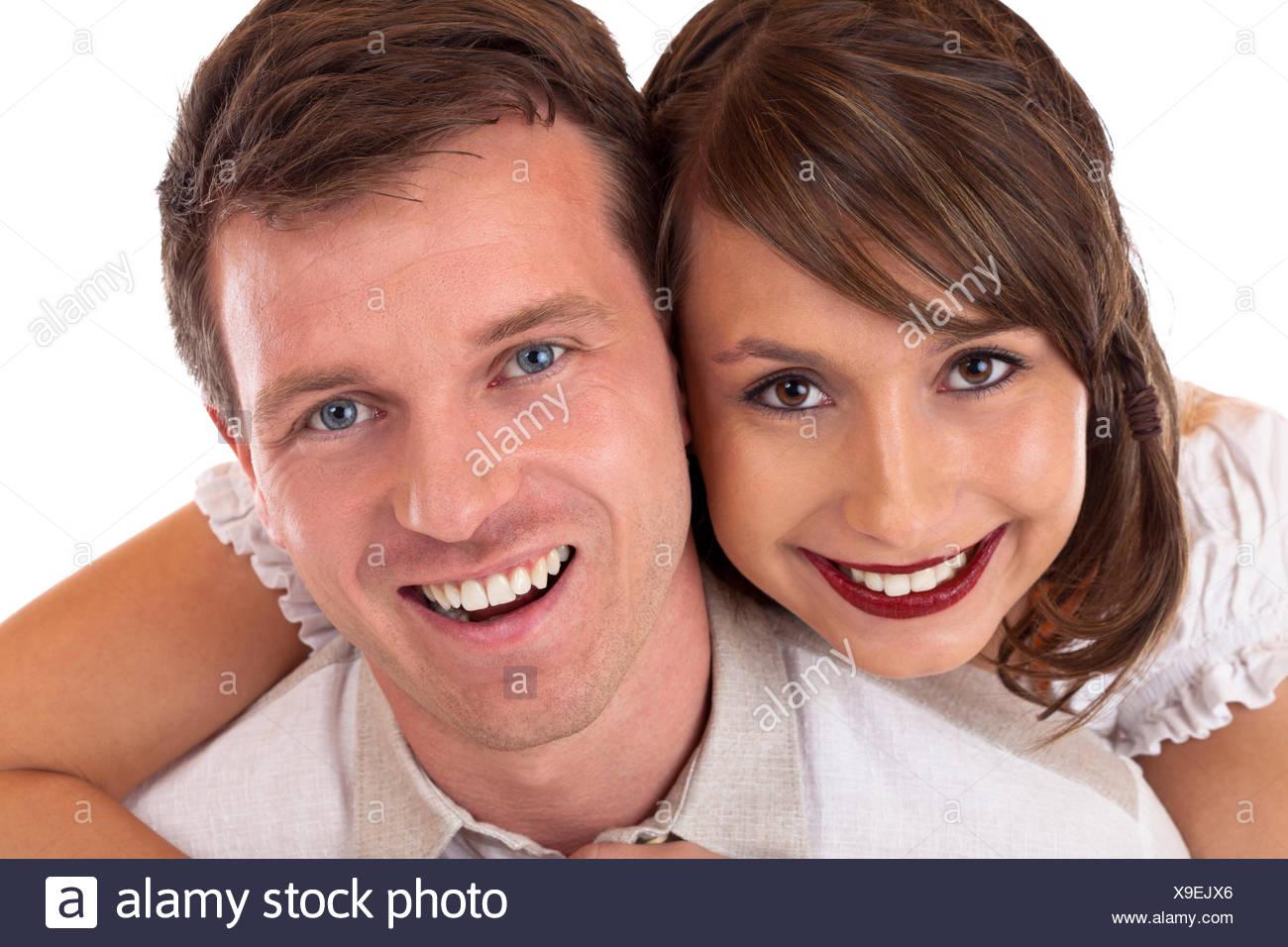 Huckepack Unvorsichtige Liebe Verliebt Verliebte Sich In Liebe Mann